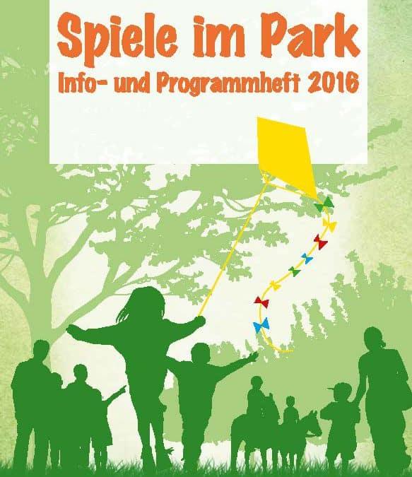 """""""Komm und spiel mit mir!""""FeG Main-Taunus bei Spiele im Park"""