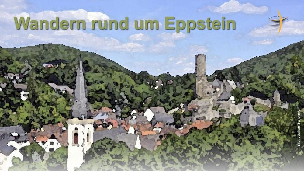 Wandern rund um Eppstein | Sonntag 30. April