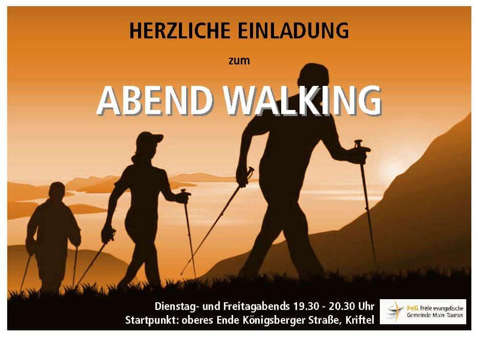 ABEND WALKING