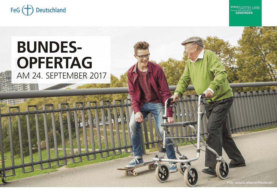 FeG Bundesopfertag 2017