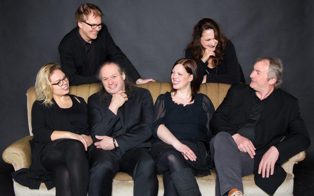 CHRISTMAS GOSPELLivestream Musikgottesdienstmit Helmut Jost & Friends
