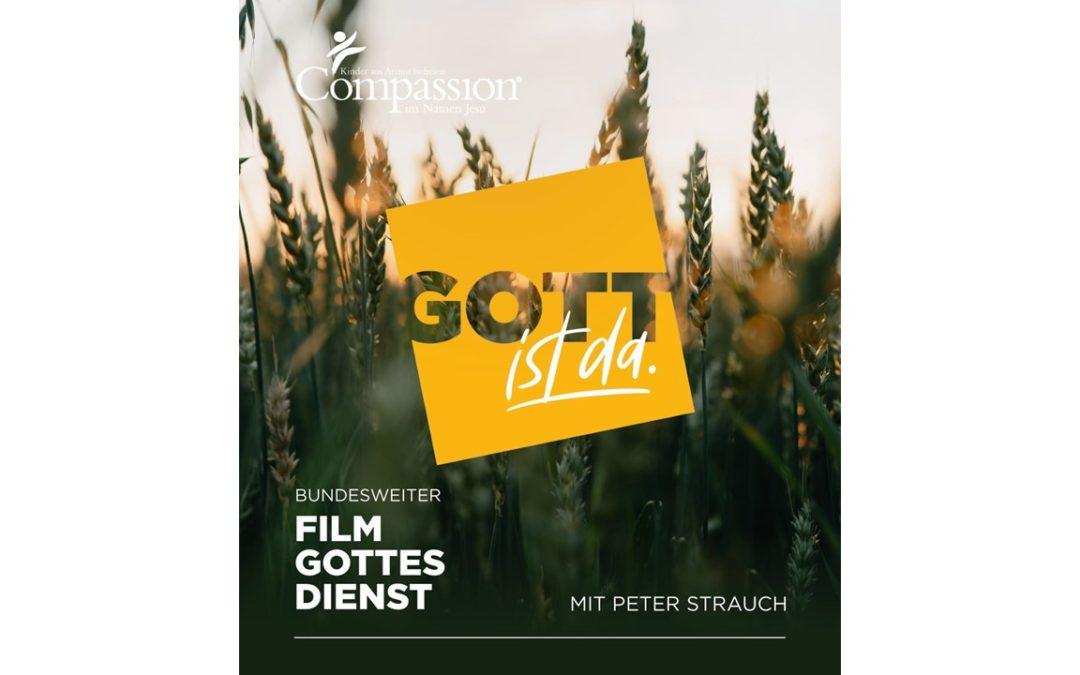 Herzliche Einladungzu unserem Film – Gottesdienst
